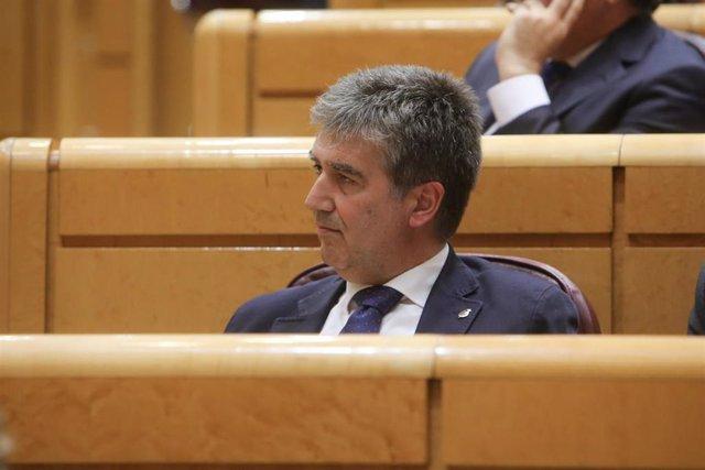 """28A.- Cosidó cree """"excelentes"""" las listas del PP y asegura que seguirá defendiendo la Constitución y la unidad de España"""