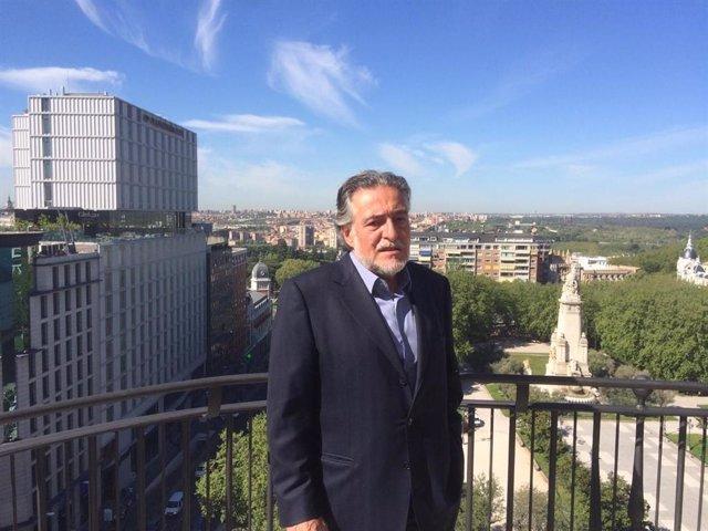 """Pepu Hernández cree que el edificio España es """"un icono"""" y que es compatible la economía con la defensa del patrimonio"""