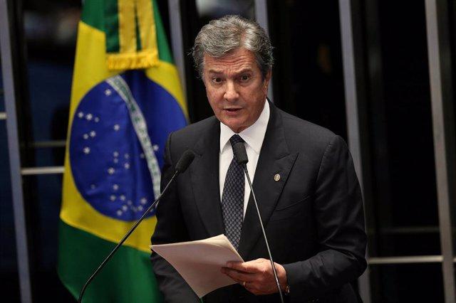 El ex presidente brasileño Fernando Collor