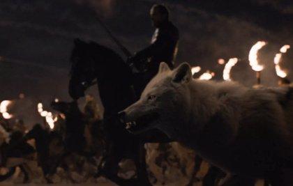 Juego de tronos: ¿Ha muerto Fantasma en la batalla de Invernalia?
