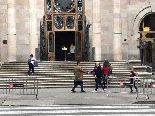 Av.- Condemnat a 21 anys i 9 mesos de presó l'ex-professor de Maristas de Barcelona per 4 abusos sexuals