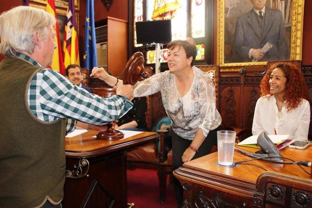 26M.- Palma Tendrá 79 Colegios Electorales Para 293.656 Votantes En Las Elecciones Municipales Del 26 De Mayo