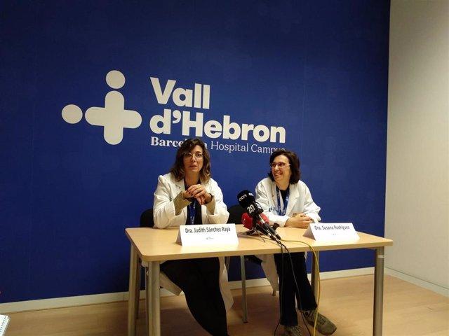 El ictus copa el 80% de los casos del Hospital de Día de Neurorrehabilitación del Vall d'Hebron