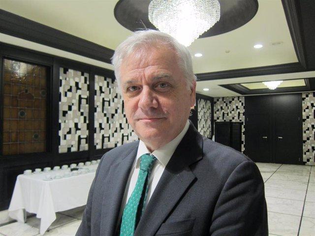 Presidente de Tubos Reunidos, Guillermo Ulacia