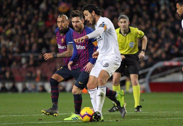 Fútbol/Copa.- La RFEF saca a concurso los derechos de televisión para España de la final de la Copa del Rey