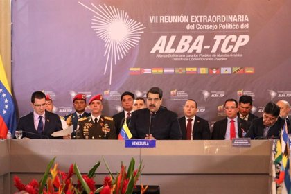 """La ALBA-TCP solicita a EEUU que ponga fin al """"bloqueo económico, comercial y financiero"""" impuesto a Cuba"""