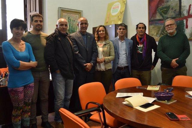 CórdobaÚnica.- La Diputación hace balance de las actuaciones impulsadas en pro del pueblo saharaui