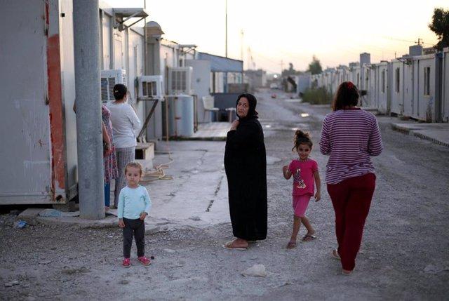 Irak.- La ONU pide 701 millones de dólares para asistir a casi dos millones de personas en Irak