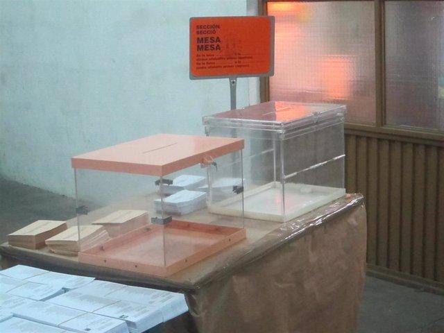 28A.- Las solicitudes de voto por correo crecen un 188% en la Comunitat respecto a 2015