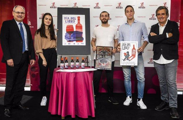 'Las Capas Del Vino' De Leyre Chordá Se Hacen Con El Premio 'Un Libro Y Un Rioja, El Placer De La Cultura' De Este Año