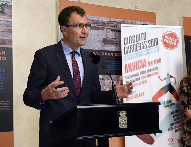 *La Carrera Ponle Freno Llega A Murcia Para Concienciar Sobre El Impacto De Los Accidentes De Tráfico En Los Ciclistas