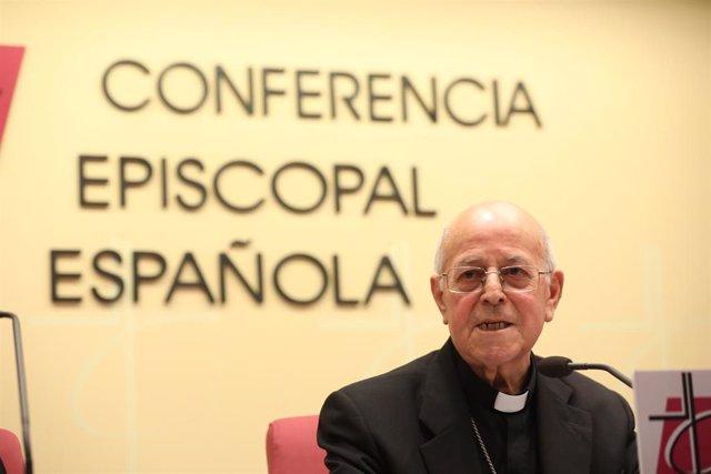 Foto de archivo del cardenal Ricardo Blázquez