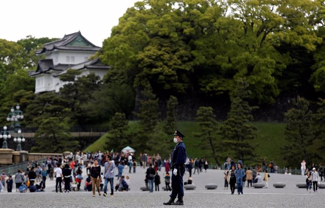 Japón.- Japón refuerza la seguridad de cara a la abdicación del emperador Akihito