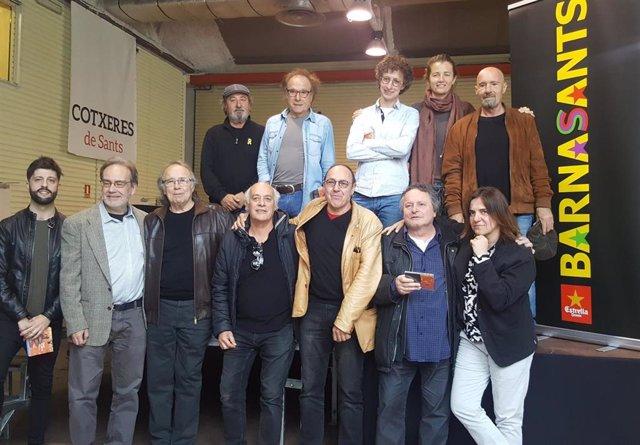 El BarnaSants saca un sello propio con un disco que homenajea al cantautor Ramon Muntaner