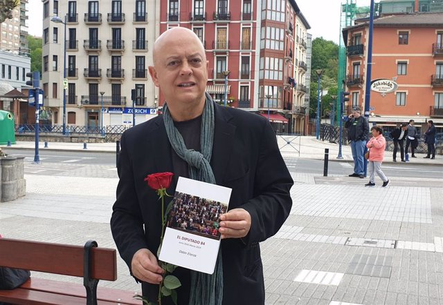 """28A.- Elorza dice que el objetivo del PSE es """"pactar con la ciudadanía una agenda social de progreso"""""""