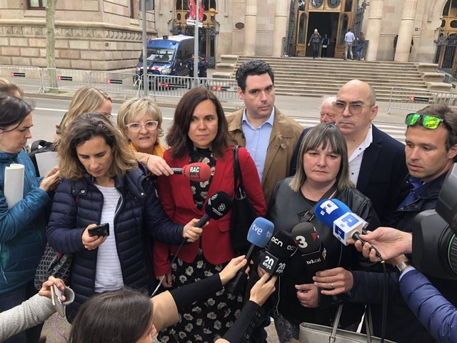 Les víctimes de Maristas instaran al fet que Benítez ingressi immediatament a la presó
