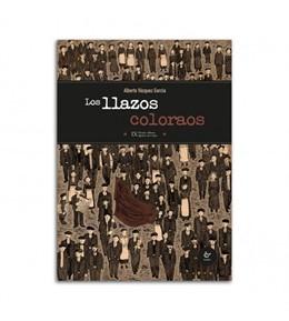 Llega a les llibreríes 'Los llazos coloraos', un cómic sobre les fuelgues mineres del Franquismu