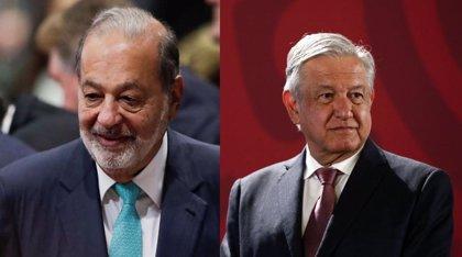 ¿Qué ha pasado para que decaiga la relación entre López Obrador y el multimillonario Carlos Slim?