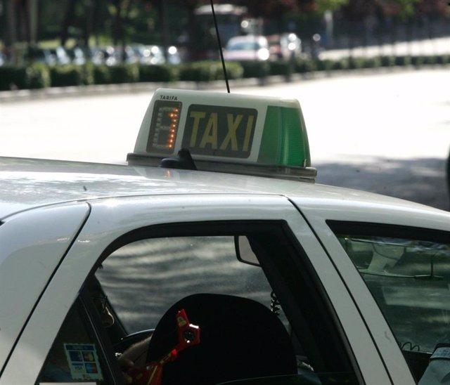 Taxi de Madrid