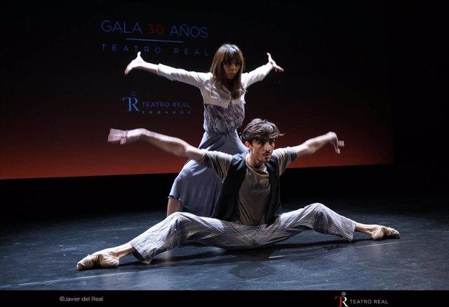"""El Víctor Ullate Ballet celebra su 30 aniversario en el Teatro Real y pide """"más apoyo"""" en el Día de la Danza"""