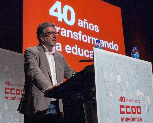 Foto de archivo de Francisco García