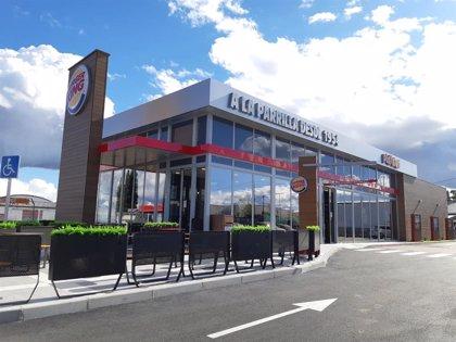 El dueño de Burger King gana 120 millones hasta marzo, un 8,7% menos