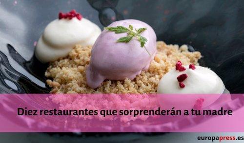 Diez restaurantes en Madrid para disfrutar el puente de mayo