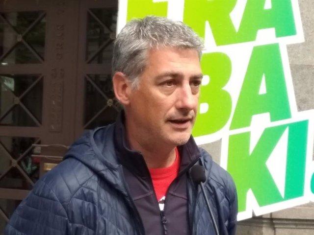 """Bildu ofereix a Sánchez """"consolidar una majoria absoluta d'esquerres"""" amb ells i ERC"""