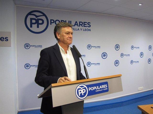 """28A.- Vázquez (PP) Asume Que No Han Sabido Explicar Las Consecuencias De La """"Dispersión"""" De Voto En La Centroderecha"""