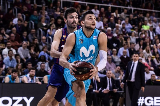 Basket: Liga Endesa - FC Barcelona Lassa v Movistar Estudiantes