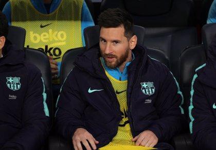 Messi se afianza en la cabeza del Pichichi con un gol que vale LaLiga