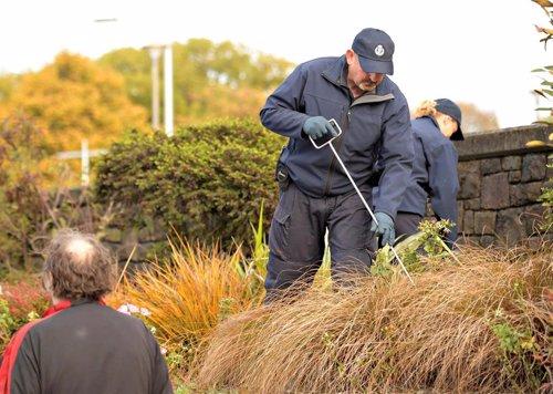 Policia Nueva Zelanda