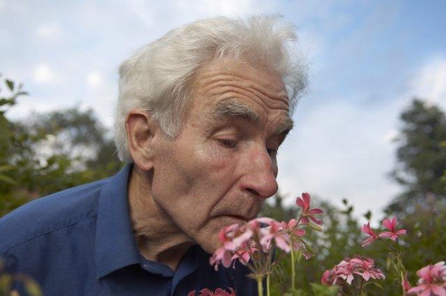 Poco sentido del olfato, asociado con un 50% de riesgo de muerte en 10 años