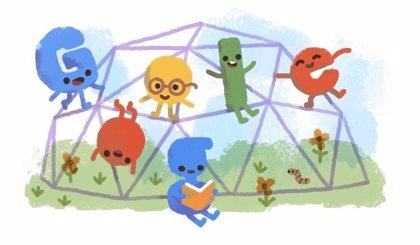 Google celebra el Día del Niño en México con un divertido 'doodle'