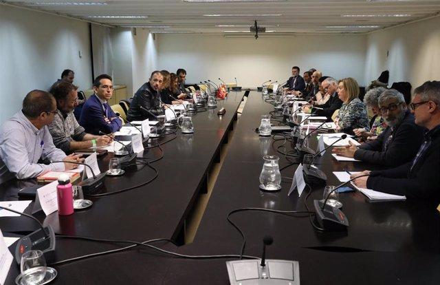 Ayuntamiento presenta a Comunidad y Delegación 200 propuestas de Oficina del Sur