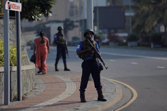 Sri Lanka.- La embajadora de EEUU advierte de que hay planes para perpetrar más atentados en Sri Lanka
