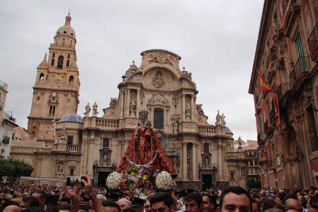 Murcia, segundo destino más asequible para Semana Santa, según TripAdvisor