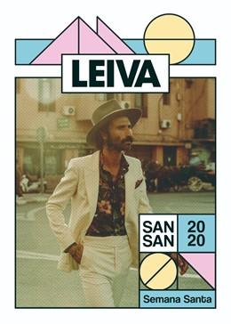 Leiva, primer confirmado para el Sansan Festival 2020
