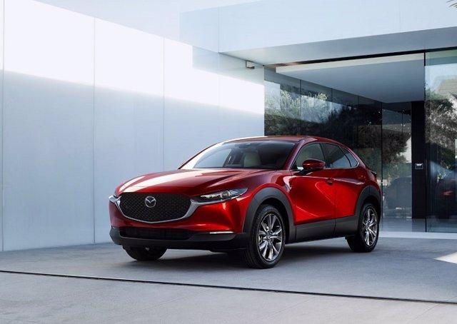 Economía/Motor.- Mazda presentará en el nuevo CX-30 en el Automobile Barcelona