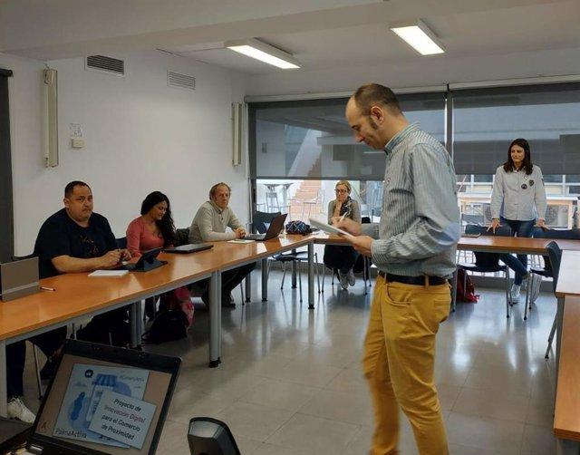 PalmaActiva ofrecerá cursos de innovación digital para responsables del pequeño comercio de Palma