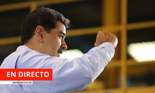 Guaidó en Venezuela