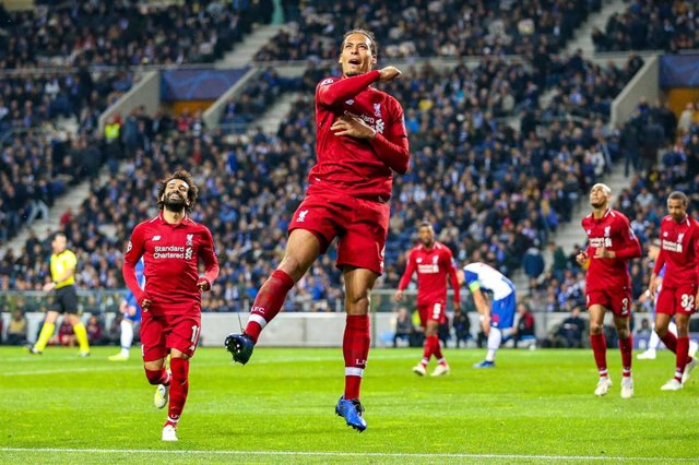 FOOTBALL - UEFA CHAMPIONS LEAGUE - 1/4 FINAL - FC PORTO v LIVERPOOL FC