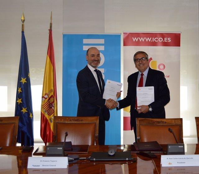 Economía/Finanzas.- ICO y Sabadell financiarán a empresas con capital español en Latinoamérica por 178 millones