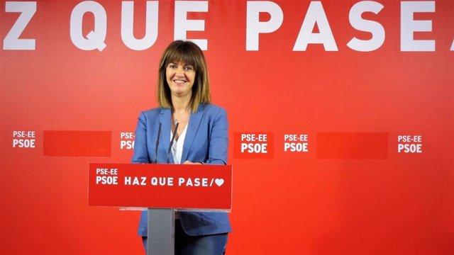"""Mendia cree que si Sánchez """"fue capaz de gobernar con 84 escaños, bien puede aspirar a un gobierno en solitario con 123"""""""