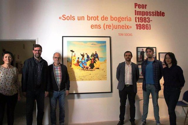 'Vida I Color, Palma I Els Anys 80 Des De La Mirada De Toni Socias' Se Inaugura Este Jueves En El Casal Solleric