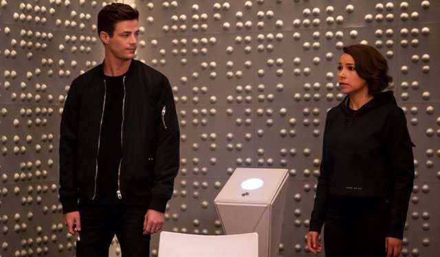 ¿Se Enfrentará The Flash A Su Hija En El Final De La 5ª Temporada?