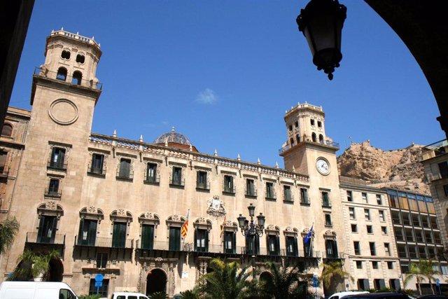 """Alicante.- El PSPV considera que el PP """"engaña"""" a Compromís y Guanyar para aprobar sus presupuestos"""