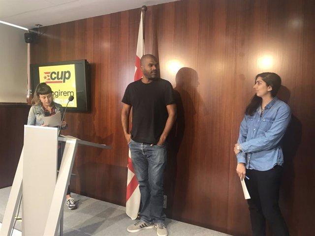 26M.- Una Membre De la CUP Barcelona No Podr Presentar-se A les Municipals Per la Llei D'Estrangeria