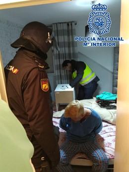 Cádiz.-Sucesos.- Ingresa en prisión el presunto autor de un delito de homicidio en grado de tentativa en Jerez