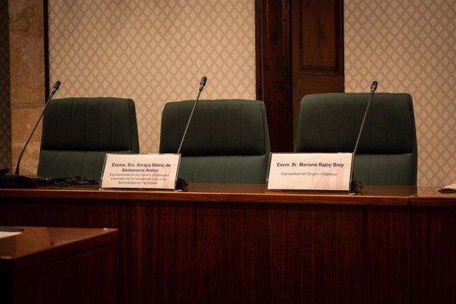 Comisión de investigación en el Parlament de Catalunya sobre la aplicación del artículo 155 de la Constitución